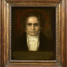 Portrait de Ludwig Van Beethoven - E.2002.10.1 |