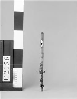 Flûte ottavino en mi b | Anonyme