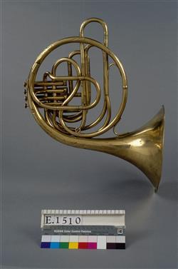 Cor à pistons   Adolphe Sax