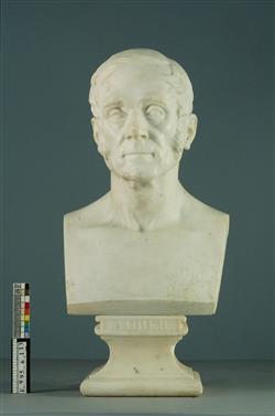 Buste de Daniel-François-Esprit Auber (1782-1871)   Dantan, Jean-Pierre