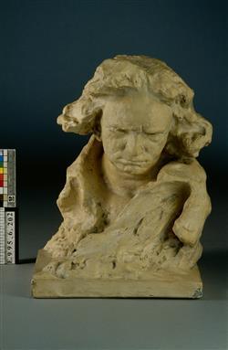 Buste de Ludwig van Beethoven (1770-1827)   Aronson, Naoum