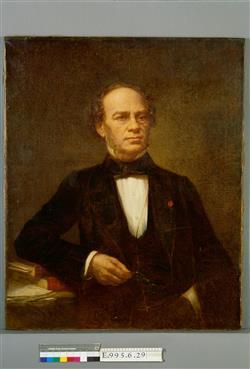 Portrait de Jacques-François Fromental Halevy (1799-1862) | Jean Roller