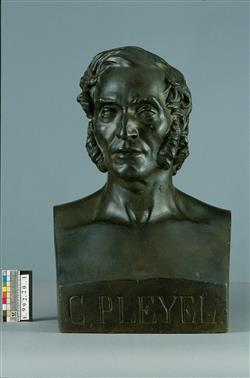 Buste de Camille Pleyel (1788-1855) | Dantan, Jean-Pierre