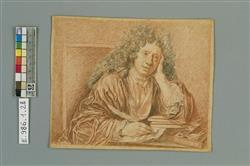 Portrait de Michel-Richard Delalande (1657-1726) | Santerre, Jean-Baptiste