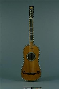 Guitare   Voboam, Jean Baptiste dit Jean