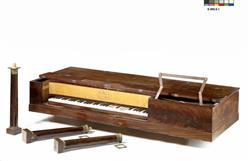 Piano carré | Alphonse Mussard