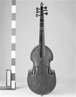Basse de viole   Matthias Hummel