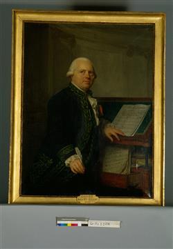 Portrait de François-Joseph Gossec (1734-1829) | Vestier, Antoine