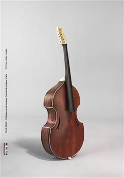 Basse de viole   Joachim Tielke