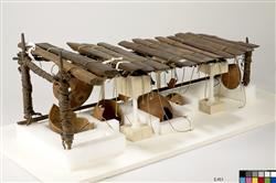 """Xylophone """"bala""""   Anonyme"""