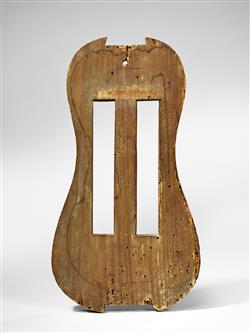 Moule | Antonio Stradivari