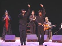 Flamenco à la cité. Angelita Vargas et Juan Carmona | Angelita Vargas