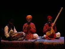 Extase et transe : nuit indienne. Chant d'extase du désert du Thar (Rajasthan)   Gemra Ram