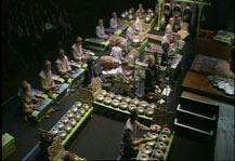 L'épopée de Ramayana : l'enlèvement de Sita : théâtre d'ombres wayang kulit (Indonésie) : partie I   Sri Joko, Rahardjo