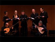 Intervalle. Paul Agnew, madrigaux livre VI | Claudio Monteverdi