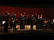 Intervalle Paul Agnew, madrigaux (livre VII) | Claudio Monteverdi