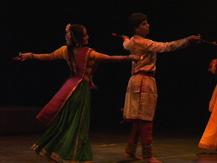 L'Inde, 24 heures autour du raga : la nuit. Inde du Nord : Danse kathak de Jaipur   Ajay Rathore