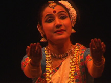 L'Inde, 24 heures du Raga : le jour. Inde du Sud : Danse mohiniattam du Kerala | Neena Prasad
