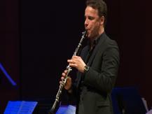 Trois pièces pour clarinette,3e pièce | Jérôme Comte