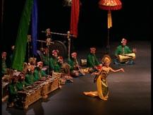 Bali années vingt | Troupe du ballet de Sebatu