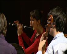 Extrait du Quintette pour flûte pour 2 violons, alto et violoncelle en sol majeur opus 11 n°2 | Johann Christian Bach