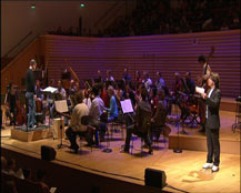"Joseph Haydn, menuet de la symphonie n°8 ""le soir""   François-Xavier Roth"