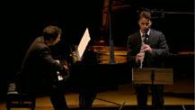 Quatre pièces pour clarinette et piano | Anton Webern