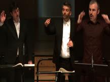Gruppen, pour trois orchestres | Karlheinz Stockhausen