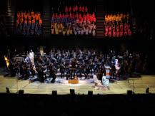 Week-end Fantastique. Alice au pays des merveilles. Orchestre national d'Île-de-France | Matteo Franceschini