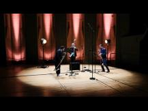 Extraction, pour clarinette contrebasse et deux clarinettes basses | Yann Robin